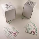 * BAG-ChemoStrip 121 -ausser Handel-/ Alternative: MES CI-CHEMOSTRIP Dampf-Stufenindikator (250 Stck.)