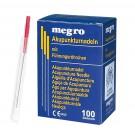 Akupunkturnadeln 0,16 x 30 B3 mit Plastikgriff (100 Stck.) UK = 100 Pack