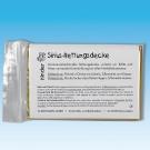*Kinder-SIRIUS-Rettungsdecke -kein Umsatz- silber-gold ca. 160 x 120 cm